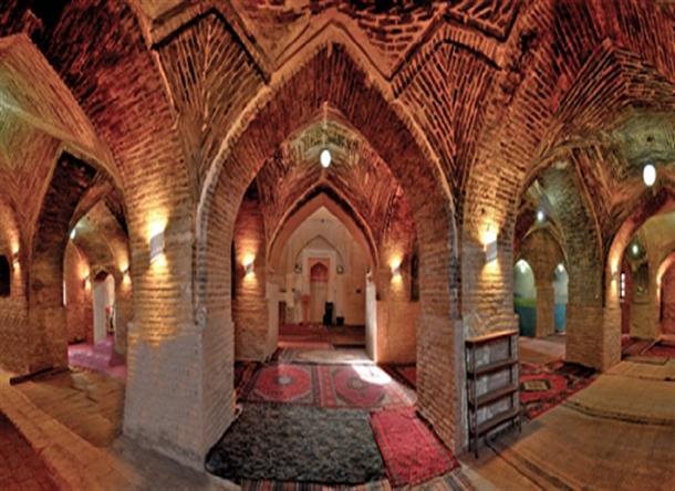 تصویر مسجد هندوالان
